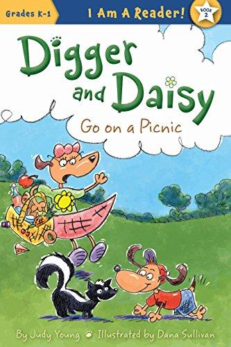Digger Daisy Go Picnic Reader ebook product image