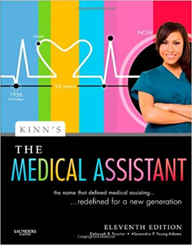 ((UPD)) Kinn's The Medical Assistant: An Applied Learning Approach, 11e (Medical Assistant (Kinn's)). elezkano desea beauty Ranking omitidos octubre