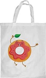 Printed Shopping bag, Medium Size, Food - Donut
