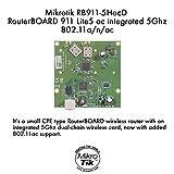 Mikrotik Metal 52 Ac Outdoor Wireless Ap 802.11ac RBMetalG-52SHPacn-US
