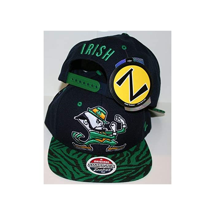 31591f79bca2e An Introduction to the Snapback Hat - Notre Dame Hats