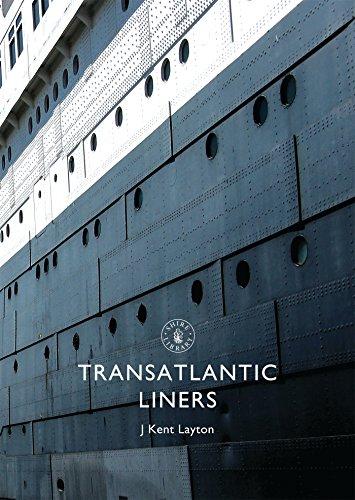 Transatlantic Liners (Shire - Liner Atlantic