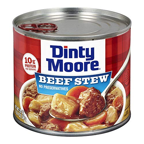 Dinty Moore Beef Stew, 20 Ounce Can (Best Beef Stew With Dumplings)