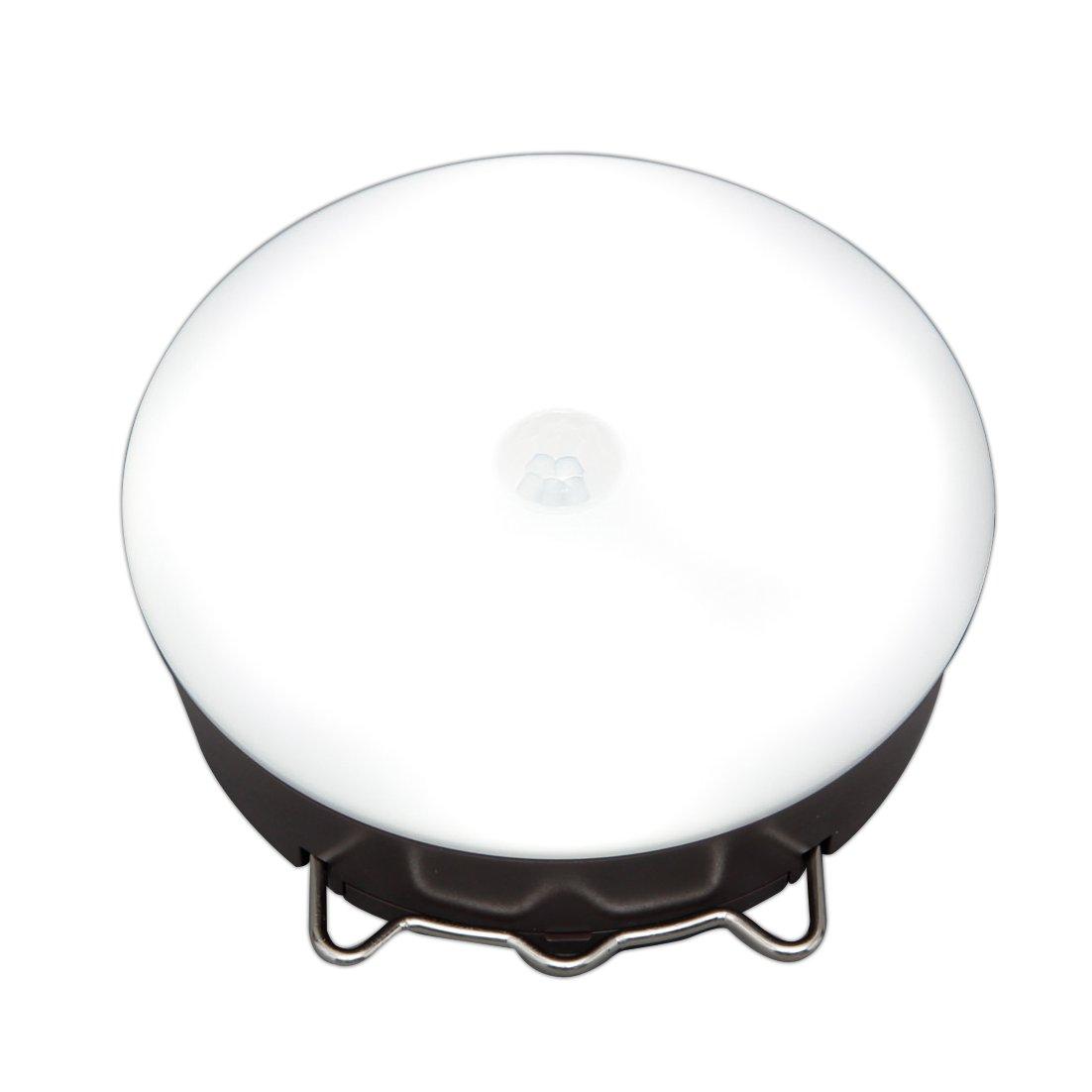 1位.アイリスオーヤマ 乾電池式屋内センサーライト マルチタイプ