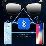 Amener Audio Sunglasses Smart Bluetooth Open Ear