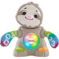 Fisher-Price Infantil Linkimals Perezoso Movimientos Divertidos 6M+ GHY97