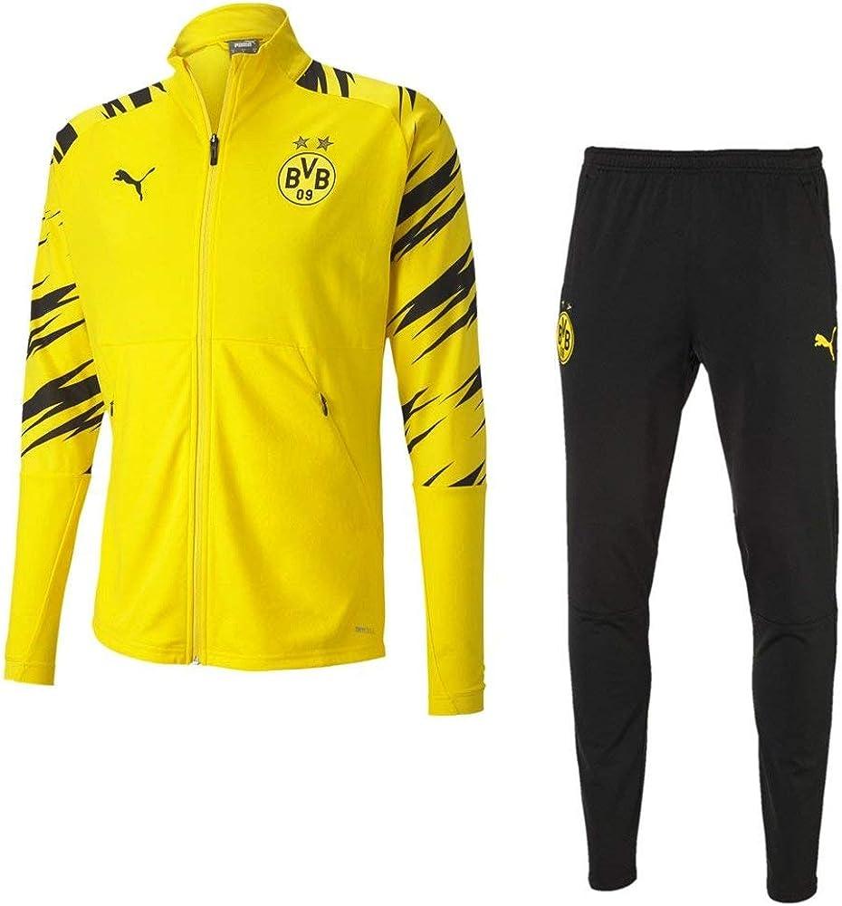 Borussia Dortmund nero-giallo, Ombrello Automatico Fan Shop Sport ...