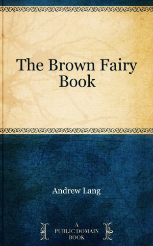 The Brown Fairy Book by [Lang, Andrew]