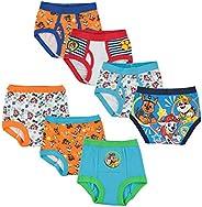 Nickelodeon Boys Paw Patrol Boys 3pk Training Pants & 4pk Br