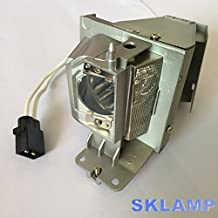 Sklamp Premium Quality SP.8VH01GC01 Premium Projector Bulb / Lamp With Housing for OPTOMA HD141X HD26 EH200ST GT1080 S316 X316 W316 DX346 BR323 BR326 DH1009