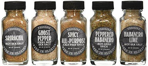 FreshJax Hot Spicy Seasonings Gift product image