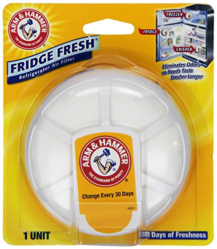 Price comparison product image Arm & Hammer Fridge Fresh Air Filters, 1 ct