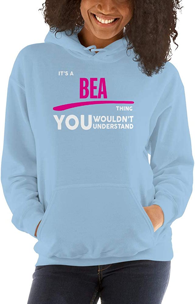 You Wouldnt Understand PF Its A BEA Thing