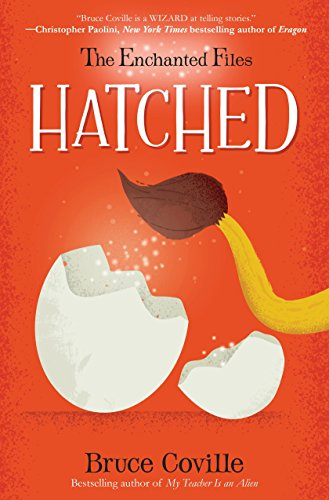 (The Enchanted Files: Hatched )