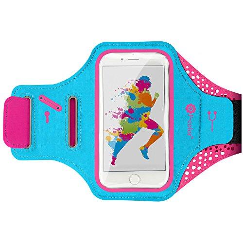 [해외]F 컬러 아이폰 7 플러스 스포츠 Armbands 라이크라 직물/F-color iPhone 7 Plus Sports Armbands Lycra fabric