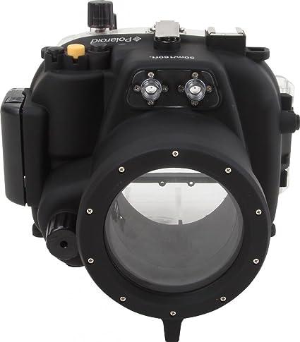 Polaroid SLR Carcasa subacuática sumergible apta para buceo para ...