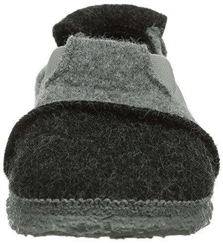 Nanga Berg, Zapatillas Bajas Sin Relleno Para Niños Gris (Schiefer 65)