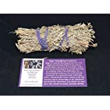 Sage Smudge Stick Cleansing Ritual Herbs