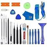 MMOBIEL 23 in 1 Professional Premium Repair Opening Tool...