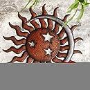 Sun, Moon and Stars Wall Decor