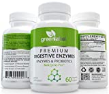 Digestive Enzymes Supplement (1-Pack) With Probiotics & Prebiotics, Natural Support for Better Digestion and Lactose Absorption, Helps Constipation & Gas Relief, IBS, Leaky Gut, Diarrhea
