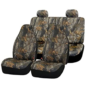 Amazon FH GROUP FH FB111114 Hunting Camouflage Car Seat Covers