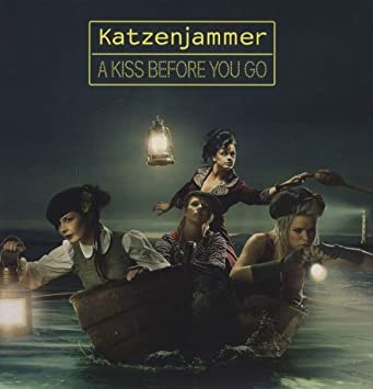 A Kiss Before You Go (Incl  Mp3 Download Voucher)