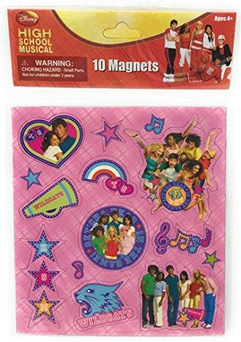 High School Musical Magnet - High School Musical - 10 Magnets
