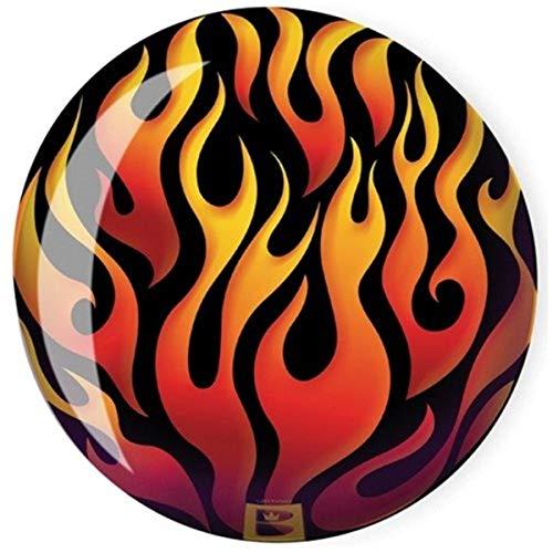 Brunswick-Bowling-Products-Flame-Viz-A-Ball-Bowling-Ball-15Lbs-RedOrangeBlack-15-lbs