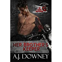 Her Brother's Keeper: The Sacred Brotherhood Book II