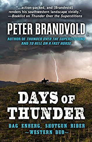 book cover of Days of Thunder