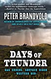 img - for Days Of Thunder (Dag Enberg, Shotgun Rider) book / textbook / text book