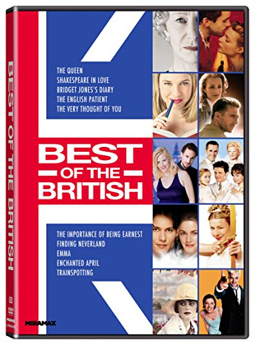 Best Of The British Collection [DVD]