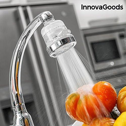 Eurowebb Grifo con Filtro purificador de Agua y Controlador de Agua – ecológica y ahorrador de Bebida: Amazon.es: Electrónica