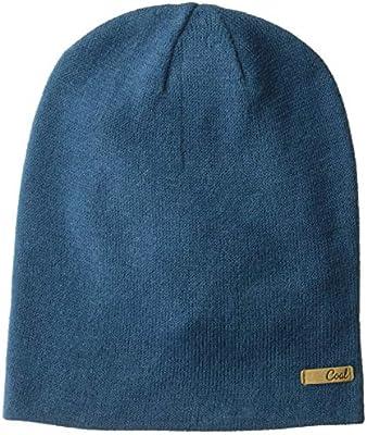 3d2c8673d Coal Junior's The Julietta Soft Fine Knit Fashion Beanie Hat, Sea ...