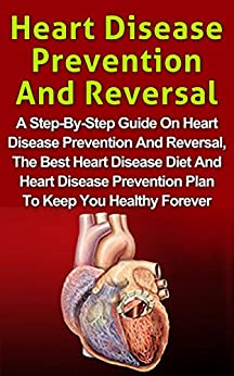 Heart Disease Prevention Reversal Step ebook product image