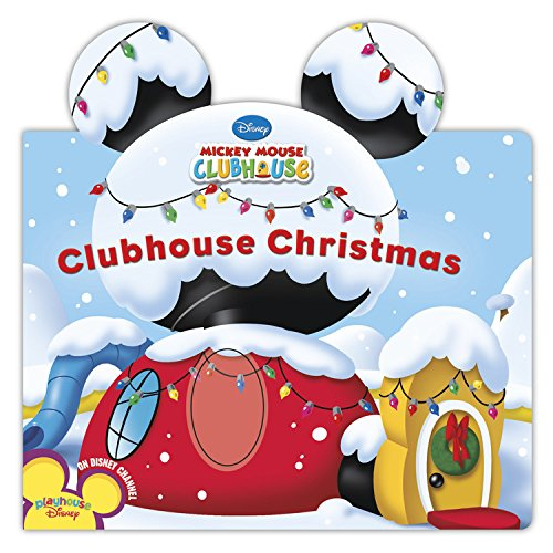 Clubhouse Christmas (Mickey Mouse Clubhouse)]()