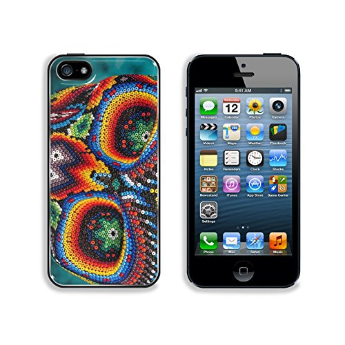 liili-premium-apple-iphone-5-iphone-5s-aluminum-backplate-bumper-snap-case-colorful-beaded-skull-fro