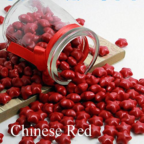 FQL 1 Bottle Of Star Shape Sealing Wax Sticks Beads For Wax Seal Stamp (Chinese - Stamps Beads