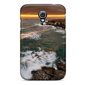 Galaxy S4 Hard Case With Awesome Look - FlBaNpC5718RAMla