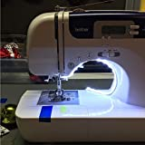 321 Lights Sewing Machine LED Lights,11.8 inch