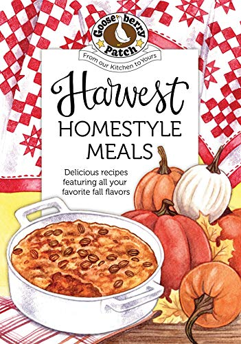 Harvest Homestyle Meals (Seasonal Cookbook Collection) -