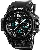 Gosasa Big Dial Digital Watch S SHOCK Men Military Army Watch Water Resistant