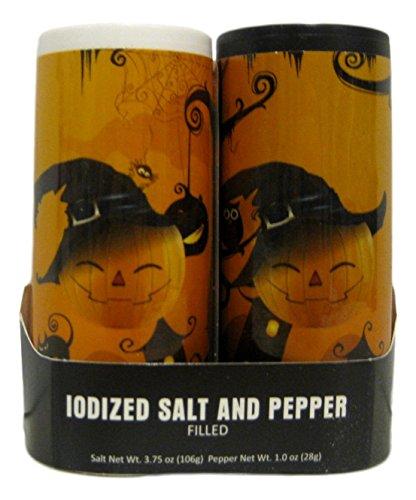 Pumpkin Salt & Pepper Shakers -