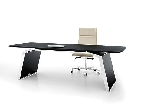 Scrivania Ufficio Design : Bralco design scrivania metar lusso mobili per ufficio chef