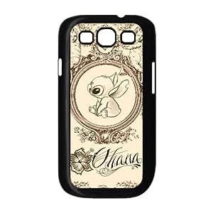Custom s3 Case Lilo & Stitch Desgin Phone Cover Plastic Protective Skin Case For Samsung Galaxy S3 s3-854