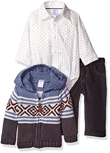 Carters Boys 3 Piece Sweater Pant