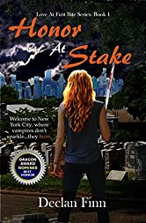 Honor at Stake (Love at First Bite Book 1)