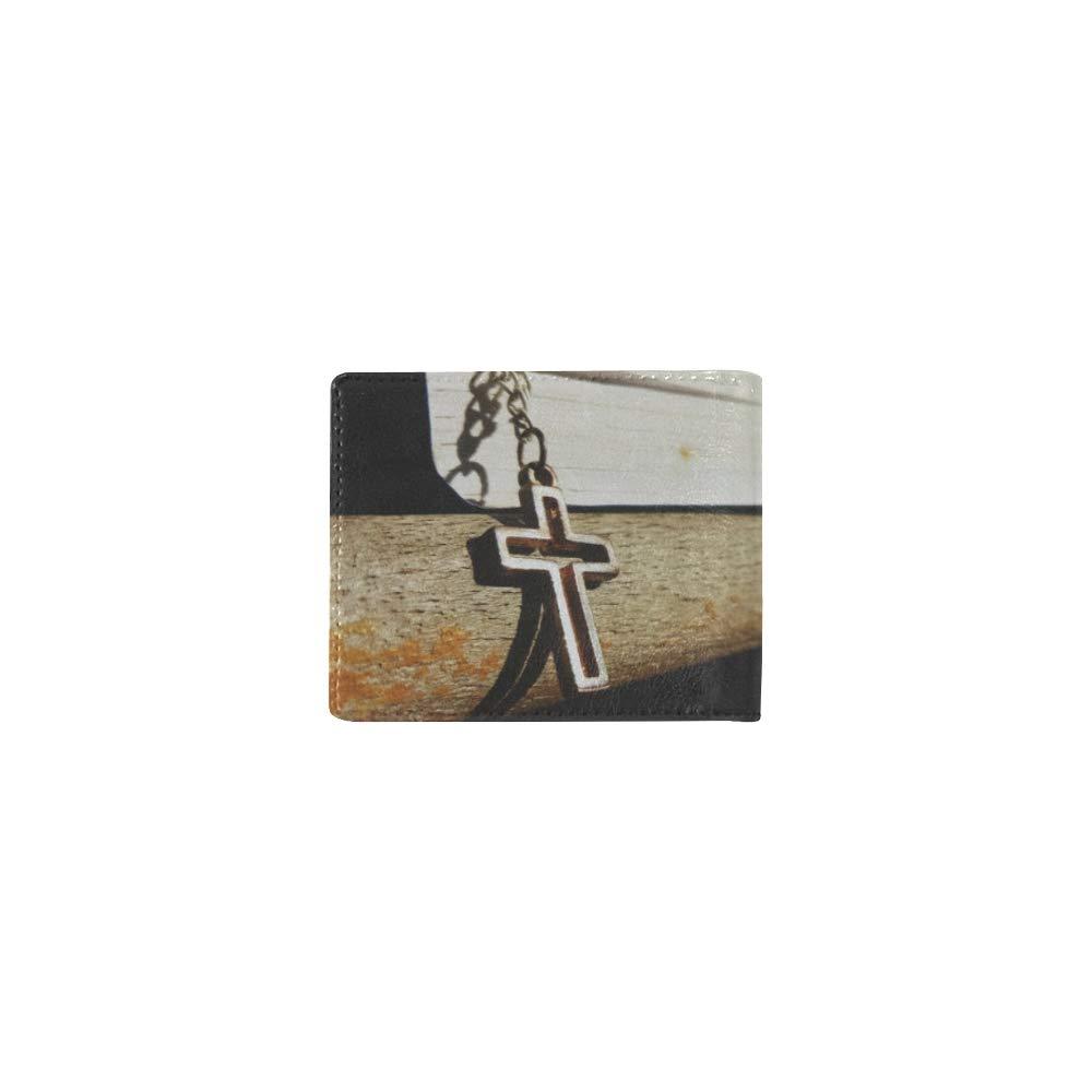 Jesus Metal Business Credit Card Case Holder