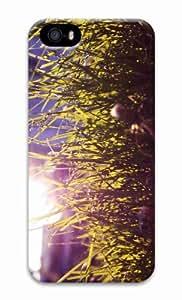 iPhone 5 3D Hard Case Sunlighted Grass 2